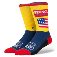Stance - HIGH END LOLIFE - YELLOW