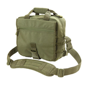 E &E Bag - Color: OD Green