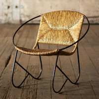 Woven Sphere Chair