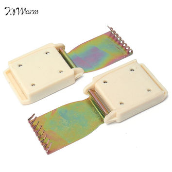 2Pcs set Knitting Machine Accessory for Brother Silver Reed Singer Knitting Machine Home DIY Handmade Sewing Tools Accessory