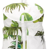Off-white Banana Leaves Print Backpack - Patron Of The New - Farfetch.com