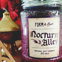 Nocturn Alley - soy wax candle
