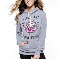 Glamour Kills - Live Fast HG Pullover Hoodie