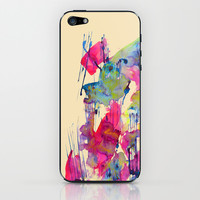 Futures iPhone & iPod Skin by Amy Sia