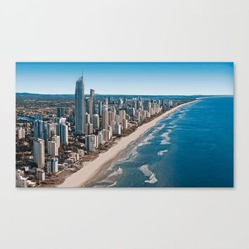 Gold Coast - Australia Canvas Print by Creativepics