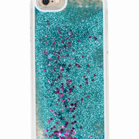 Dynamic quicksand mobile phone case for iphone 5 5s SE 6 6s 6 plus 6s plus + Nice gift box 072301