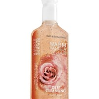 Deep Cleansing Hand Soap Warm Vanilla Sugar