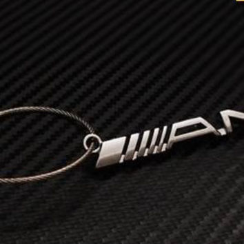 Mercedes AMG Key Rope Chain,Keyrings,Car Key chains,gifts for him,Gift for Boyfriend,Husband,Anniversary,Birthday,Gifts for dad,accessories