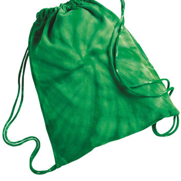 Tie-Dyed - Cyclone Gym Sack.  9 Different Colors.