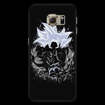 Super Saiyan Master Ultra Instinct Art Android Phone Galaxy S6 Edge - TL01629AD