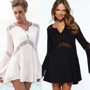 Pareo Beach Cover Up Bikini Dress Bathing Coverups Swimwear Women Robe De Plage Beach Bathing Suit