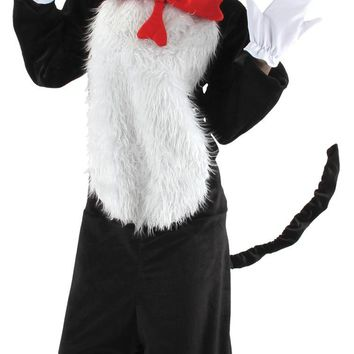 Dr Seuss Cat In Hat Adult Sm-m costume