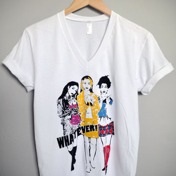 CLUELESS - Whatever! T-Shirt (XS-XL)