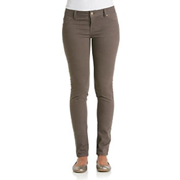 Blue Spice® Juniors' Stretch Comfort Skinny Pants at www.carsons.com