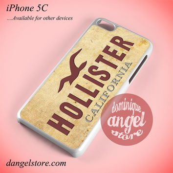 Hollister Phone case for iPhone 5C and another iPhone devices