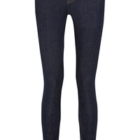 Acne Studios - Pin Raw Reform high-rise skinny jeans