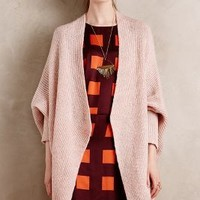 Moth Rosedust Cardigan in Medium Pink Size: