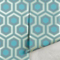 Hive Wallpaper by Anthropologie