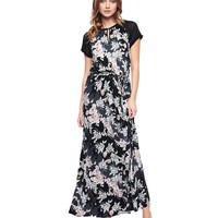 Whirlwind Floral Maxi Dress by Juicy Couture