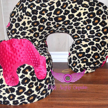 Best Pink Seat Cover Set Products On Wanelo Gorgeous Minnie Mouse Boppy Pillow Cover