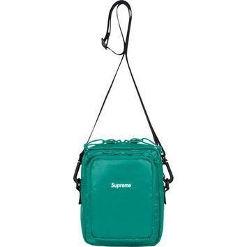 Supreme FW17 Shoulder Bag - Teal