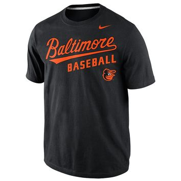 Nike Baltimore Orioles Practice Tee 1.5