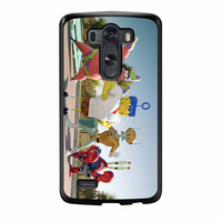 The Spongebob Squarepants Movie Sponge Out Of Water LG G3 Case