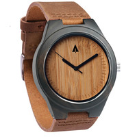 Wooden Watch // Ebony Boyd