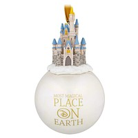 Disney Cinderella Castle Ball Christmas Ornament Most Magical Place on Earth New