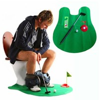 Toilet Casual Golf
