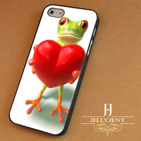 Funny Cartoon Pictures Of Frogs iPhone 4 5 5c 6 Plus Case | Samsung Galaxy S3 S4 S5 Note 3 4 Case | iPod 4 5 Case | HtC One M7 M8