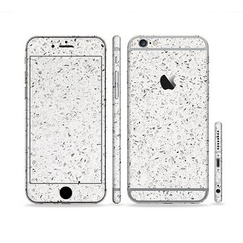 The Quarts Surface Sectioned Skin Series for the Apple iPhone 6 Plus