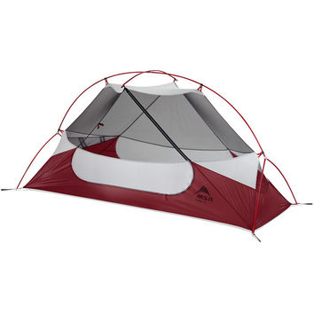 MSR Hubba NX Tent 1-Person 3-Season One Color, One