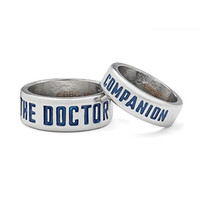 The Doctor / Companion Rings
