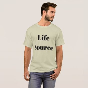 Life Source T-Shirt
