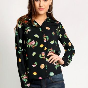 New Harvest Blouse