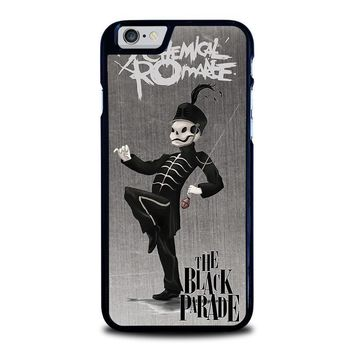 my chemical romance black parade iphone 6 6s case cover  number 1