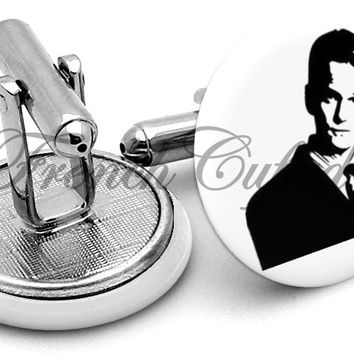 Barney Stinson Suit Up Cufflinks