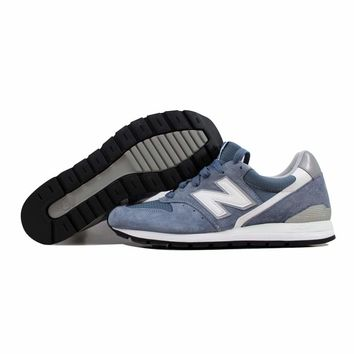 New Balance 996 Age Of Exploration Blue/Blue Bell-Silver M996CHG