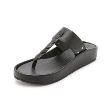 Joe's Jeans Reagan Thong Footbed Sandals