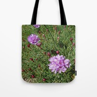 pretty flowers Tote Bag by  Alexia Miles Photography