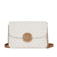 Michael Kors Women's Fulton Logo Crossbody Bag