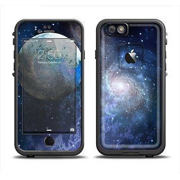 The Foreign Vivid Planet Apple iPhone 6 LifeProof Fre Case Skin Set