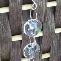 Crystal Suncatcher, Crystal Rear View Mirror Charm, Mirror Charm, Rear View Mirror Ornament