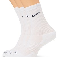 Nike 3 Pack Dri-Fit Cushion Crew Sock