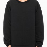 Tempori sweatshirt from the F/W2013-14 Silent by Damir Doma collection in black