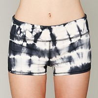 Free People FP Movement Tie Dye Short