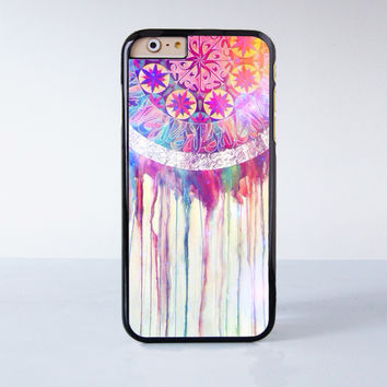 Dream Catcher  Painting Plastic Case Cover for Apple iPhone 6S 6S Plus 6 6 Plus 4 4s 5 5s 5c