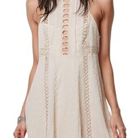 Free People Wherever You Go Minidress | Nordstrom