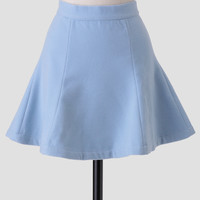 Rising Waters Flared Skirt